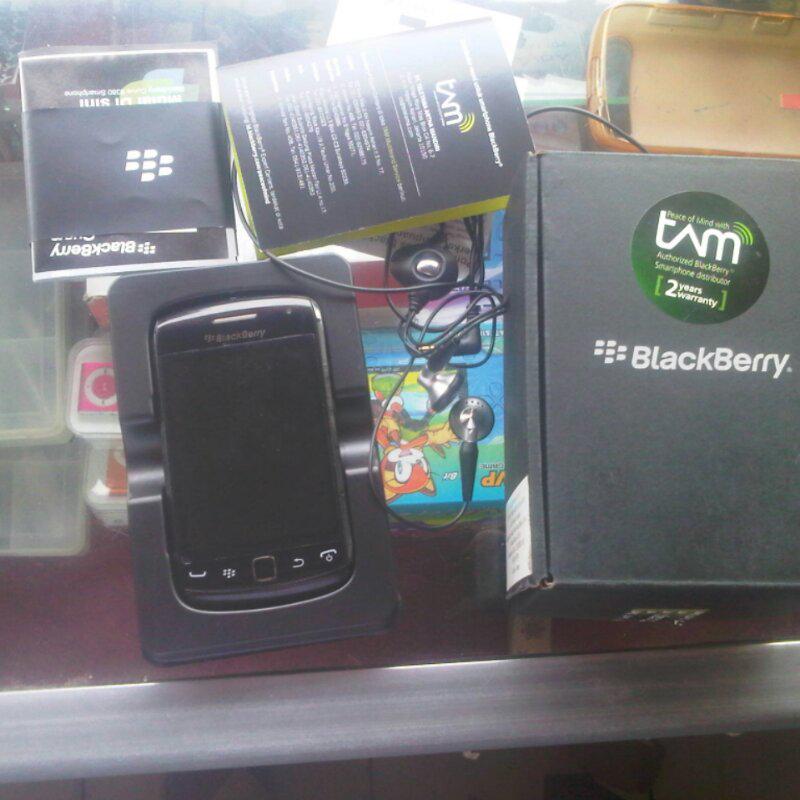 blackberry orlando 9380 ex tam