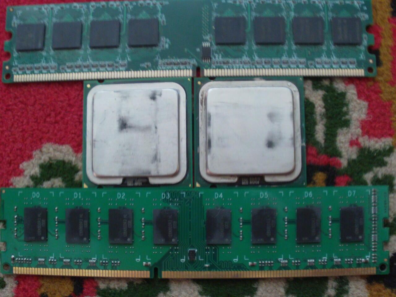 Jual Cepat Prosesor LGA 775 3.0ghz.