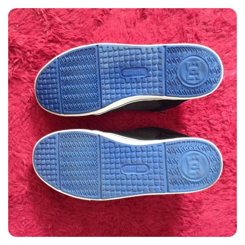 [LEMARI SALE] Sneakers DC Shoes Flux Original Murah