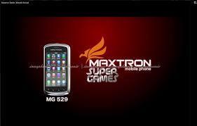 Hp MAXTRON MG-529 (HP GAMES MURAH)