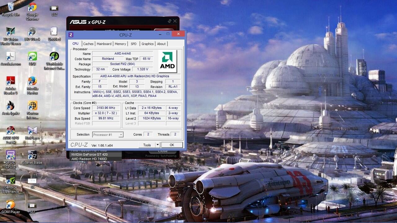 DI JUAL MOTHERBOARD ECS A55F2-M4 + Processor