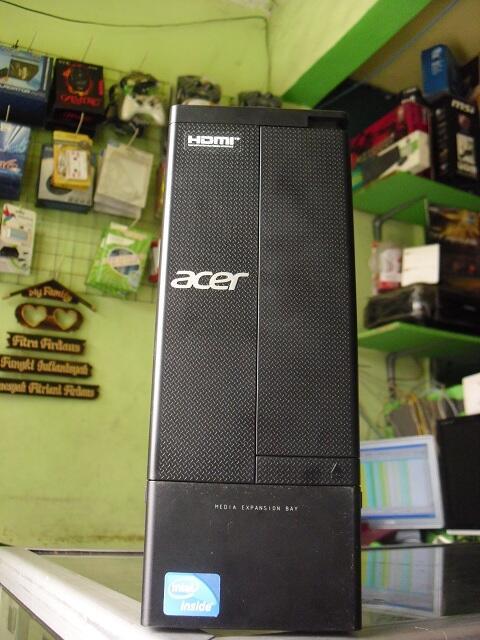 CORE I3 1155 BNIB MURAH CUMA 1JT AJA, + CPU ACER ASPIRE X1930
