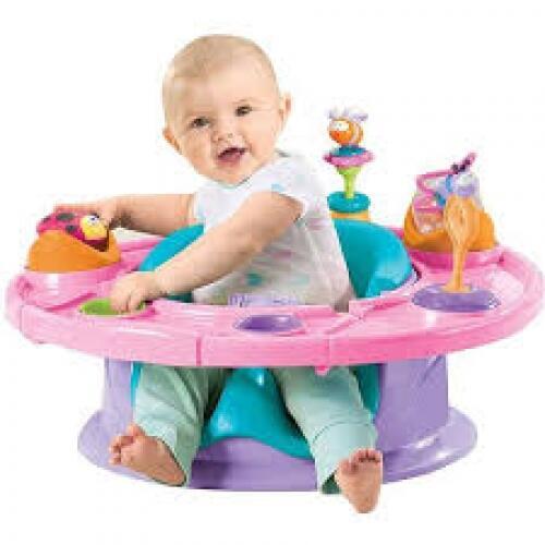 Aneka blossom baby - aneka bouncher baby - perlengkapan baby, dll