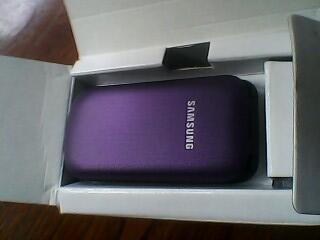 Samsung GT-E1195 Deep Purple