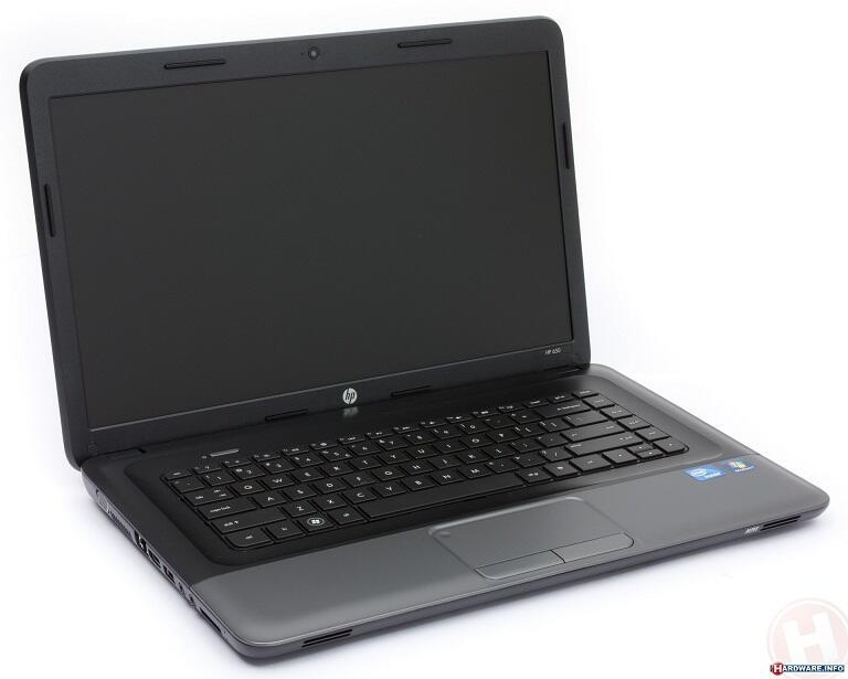 JUAl Laptop HP 650 - Build up arab