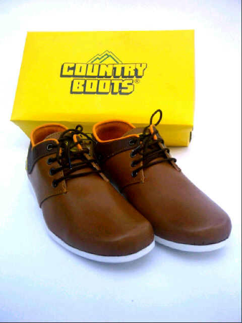 NEW SEPATU CASUAL COUNTRY BOOTS