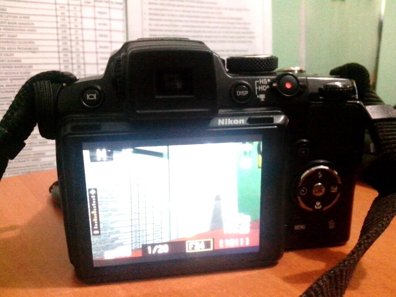 Semipro prosumer Nikon P500 superzoom