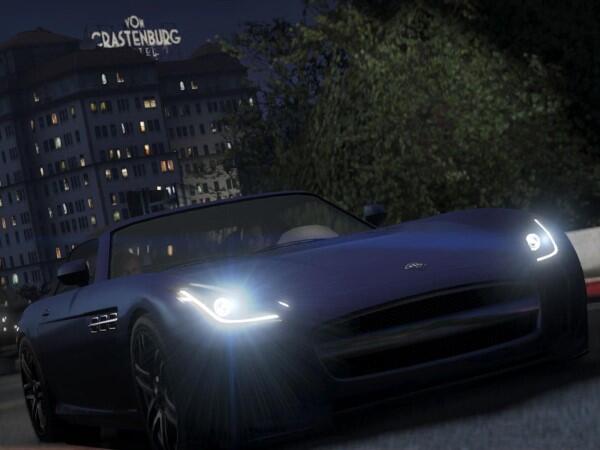 Mobil-Mobil dalam Grand Theft Auto (GTA) 5