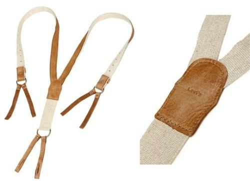 Vintage Suspenders for Men