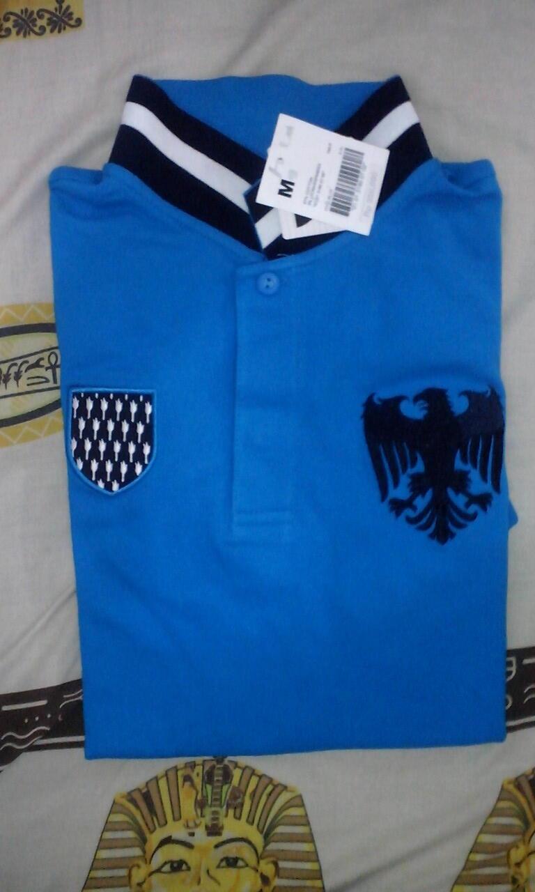 polo shirt giordano original BNWT.. buruan gan..tinggal 1..