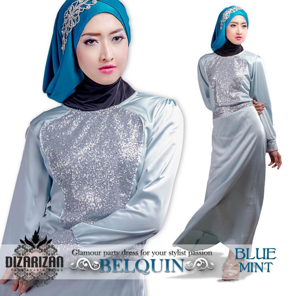 [DiZaRiZan] Belquin Dress (pure silk)