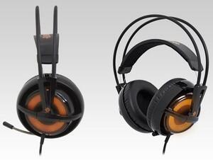 [CYBER] SteelSeries Siberia Full-Siza Headset V2 USB (Heat Orange)