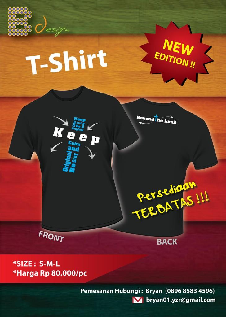 T-shirt For Church