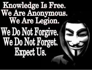 Sejarah Anonymous V For Vendetta Hacker Kaskus