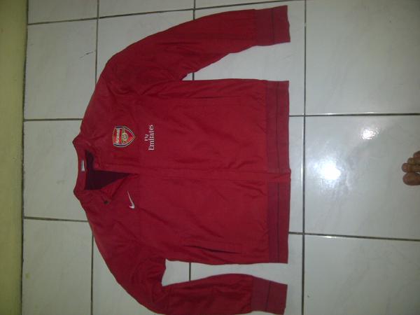 WTS jacket arsenal 2008 original