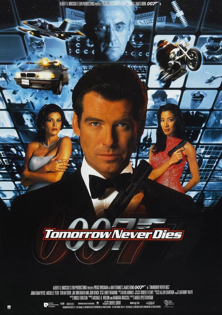 Koleksi Film James bound 007, filom seri silat, jepang, korea, dll