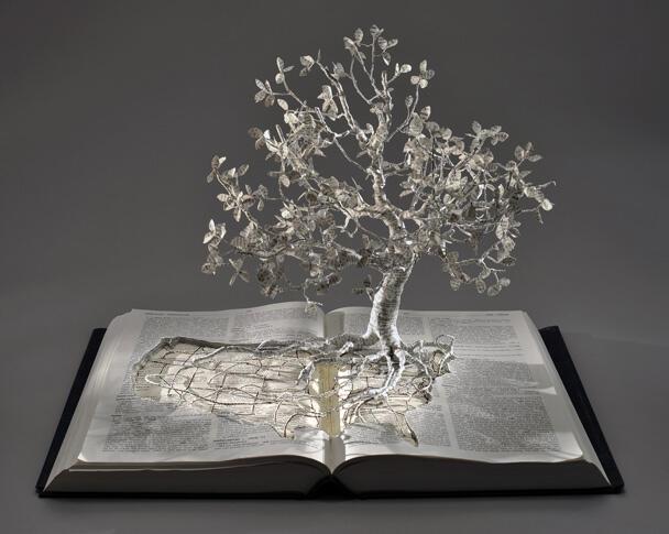 [ Paper Art ] Paper Sclupture Oleh Su Blackwell