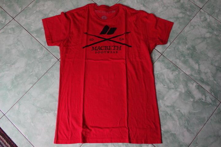 T-Shirt / Tees Macbeth Spear Logo Ensign ORIGINAL