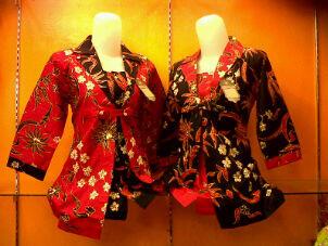 Bolero/Blazer Batik Harga Murah Hanya 350rb saja,