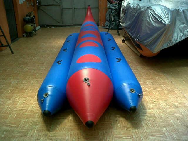 Banana Boat Ready Stock , Free Baju Pelampung .