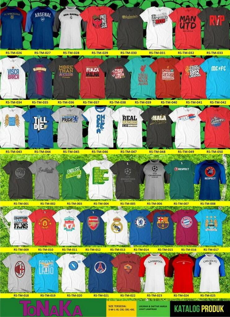 Baju Distro Berbagai Brand Murah dan Lengkap