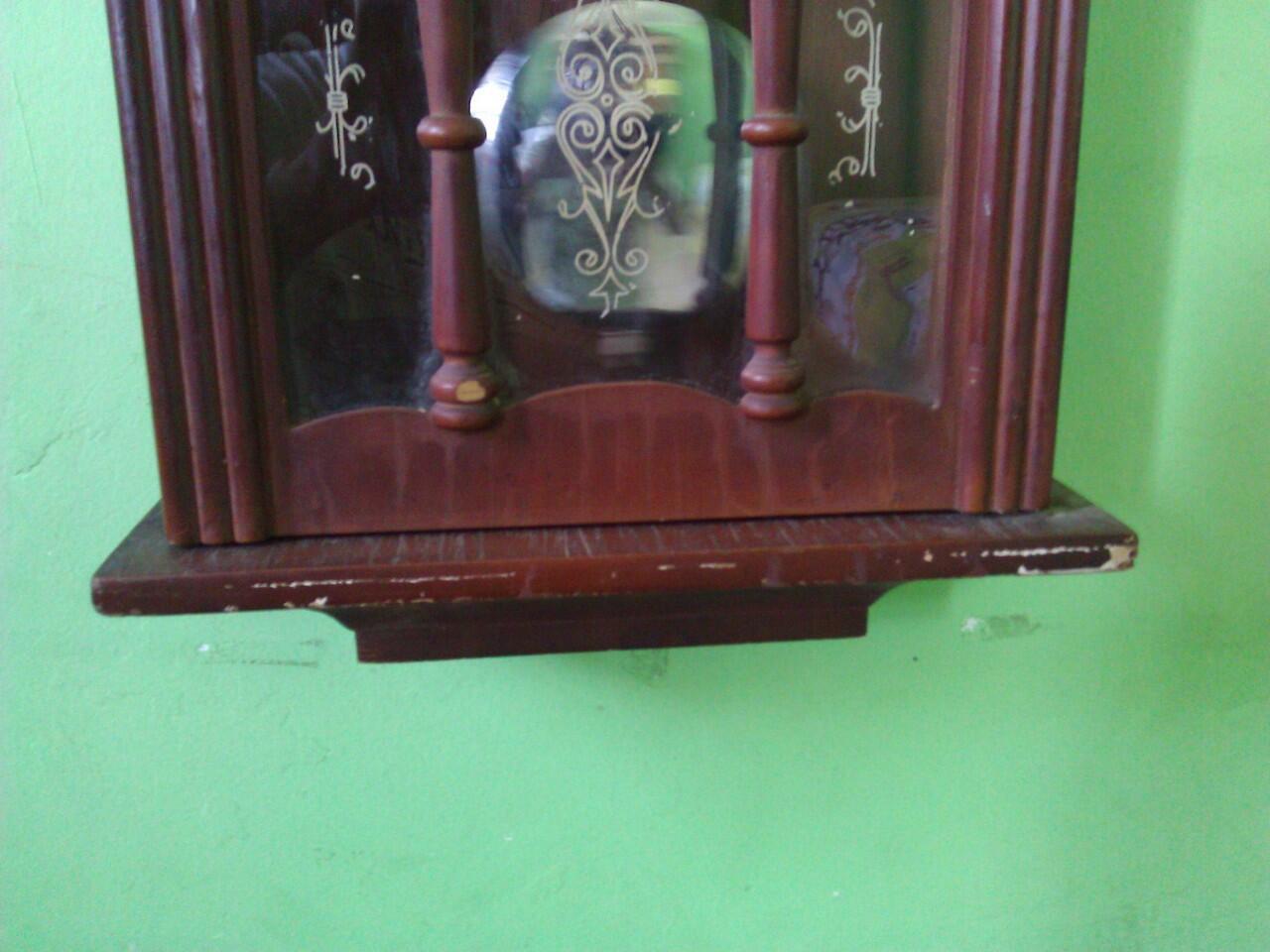 Terjual (Jadul) Jam Dinding Lotus 31 Day- 2 Lubang  932e5f0ec2