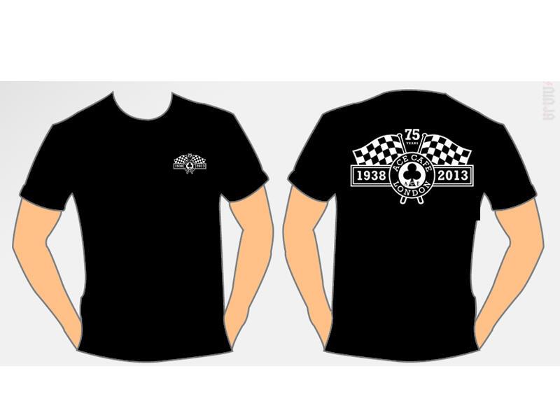 ▅ ▆ PRE ORDER T-Shirt ▆ ▅ ◍ Hot Rod ◍ ♠ Cafe Racer ♠ ♛ Classic Bike ♛ UPDATE DESIGN!!