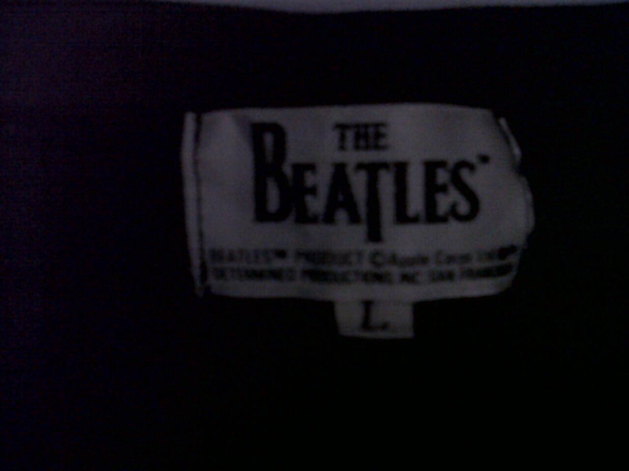 baju the beatles ori