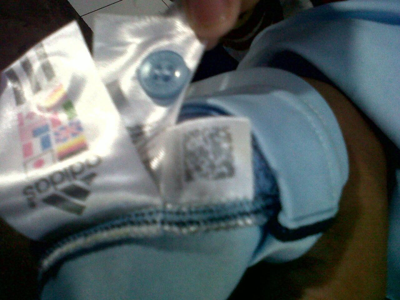 jersey real madrid ori
