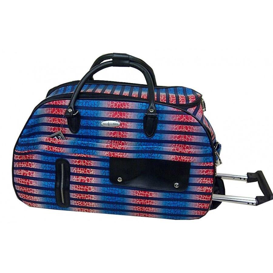 Terjual Koper Kaskus Tas Polo Abs 4 Roda 22 Inci  Pabrik Tbt Classic 2236 Idr 285000