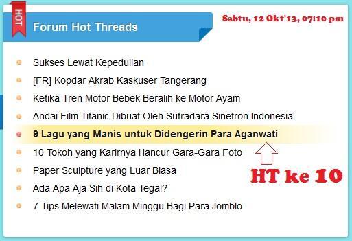 ~๑๑.9 Lagu Indonesia Bakal Bikin Pacar Agan 'Meleleh'.๑๑~