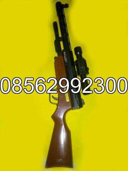 SENAPAN PER / Air Soft Gun Per, Kenceng Banget Gan !!