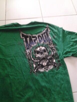 (t-shirt,tee,kaos) METAL MULISHA dan TAPOUT [100% ORIGINAL]