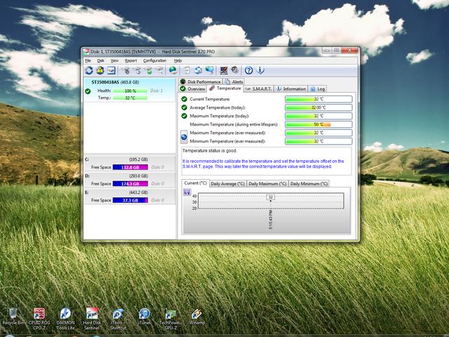 """Hardisk PC Seagate 3.5"""" 500Gb...Intip dulu gan..!"""
