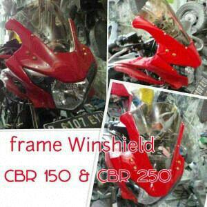 wts body custom new honda cbr 150 & 250