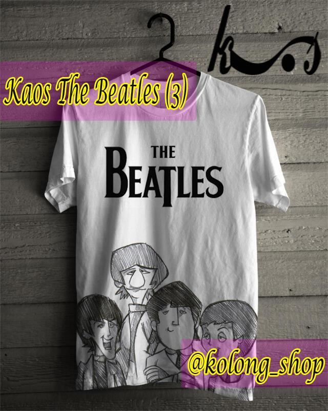 T shirt The Beatles