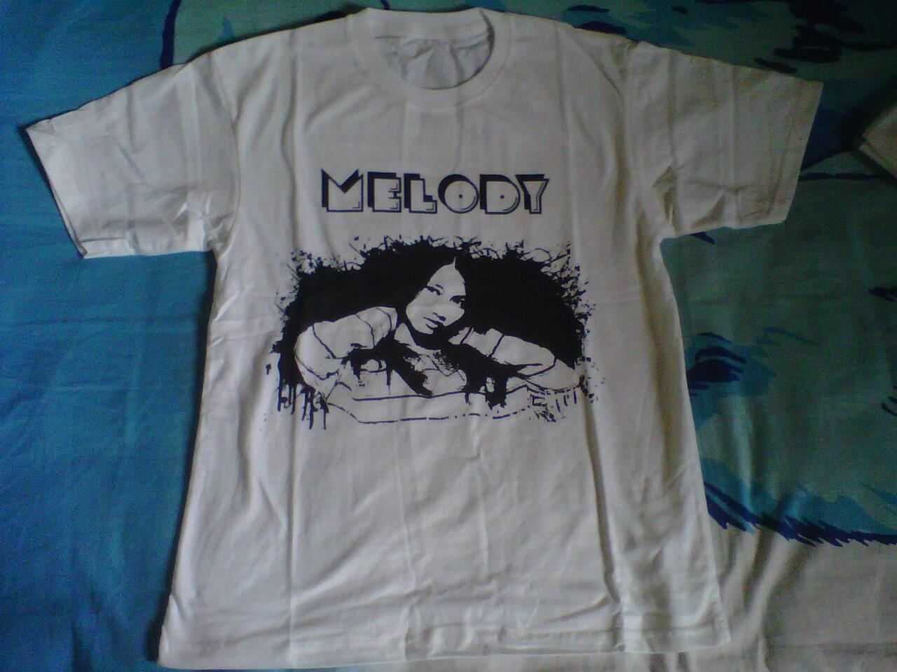 Ready stock t-shirt nabilah JKT48