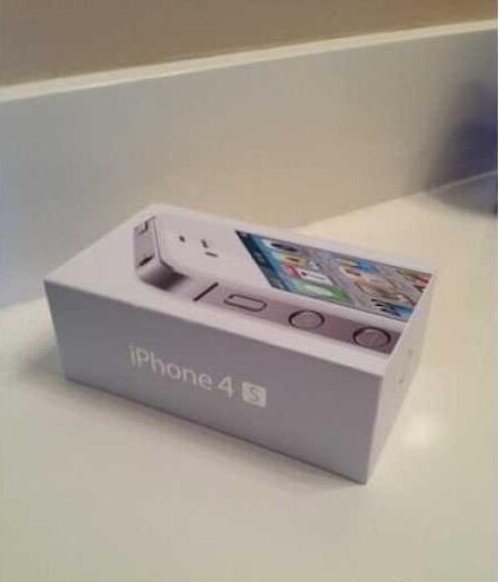 Terjual iPHONE 4S.masi baru dengan harga murah  3e044c7605
