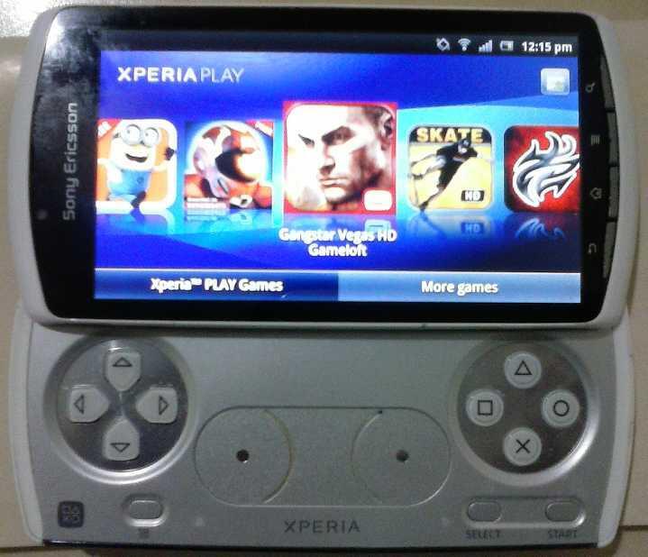 Sony Ericsson Xperia Play R800i
