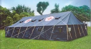 Tenda Peleton 6 x 14 x 3 M.Tenda Regu,Komando,Tenda Unicef.