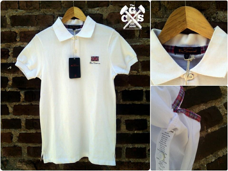 bensherman polo shirt
