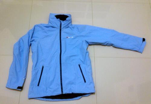 Kloter 15 Jaket outdoor : waterproof + Windproof + Breatheable, Storm(Badai).c