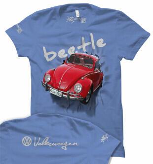 T-Shirt 3D Genethics VW
