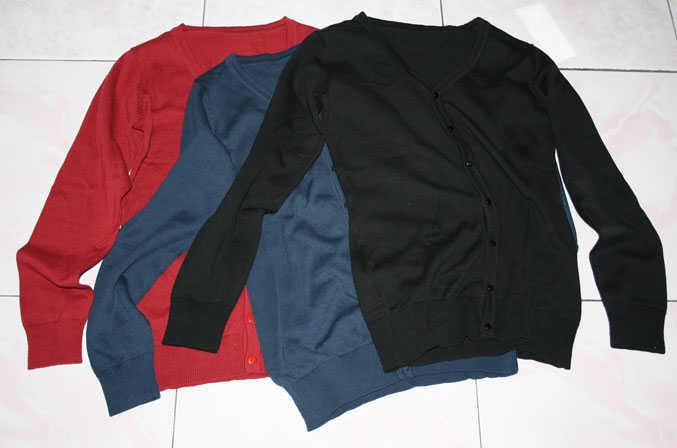 Sweater & Cardigan Polos Basic Murmer, Ready !! :)