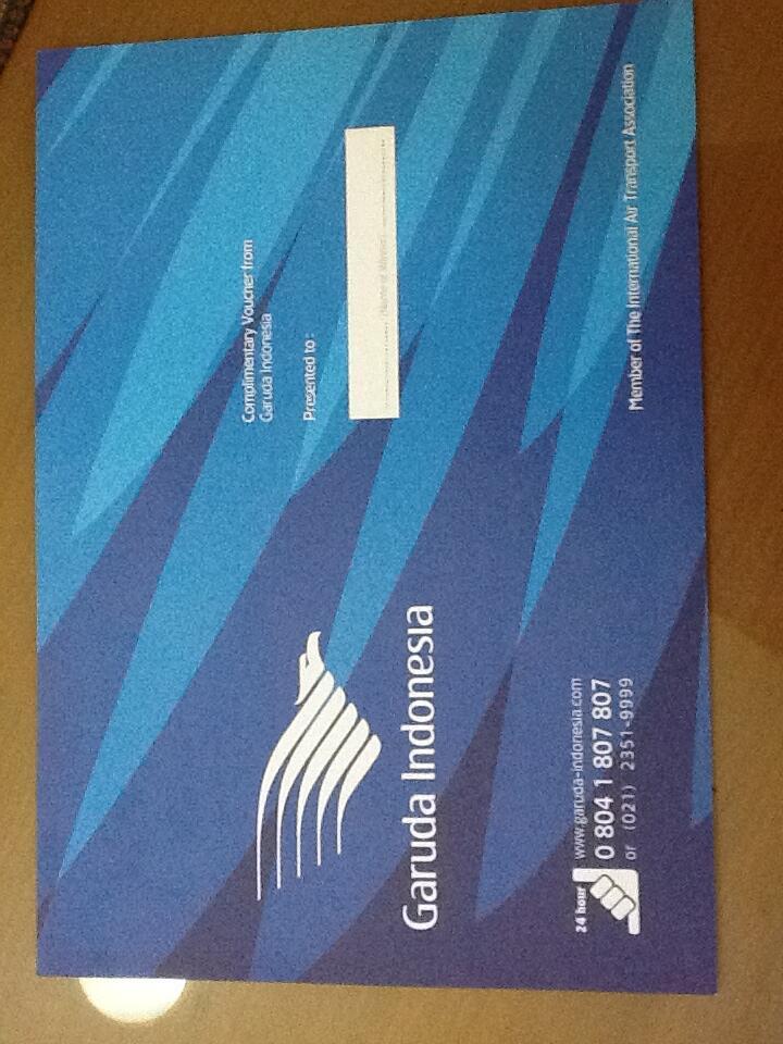 Dijual Tiket Garuda Indonesia to Lombok return murah FAST!