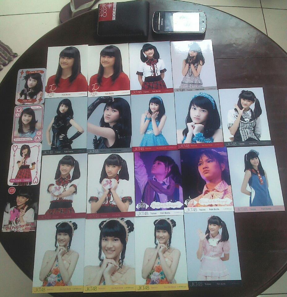 WTS PP / Photopack JKT48