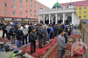 Semarak Idul Adha di China