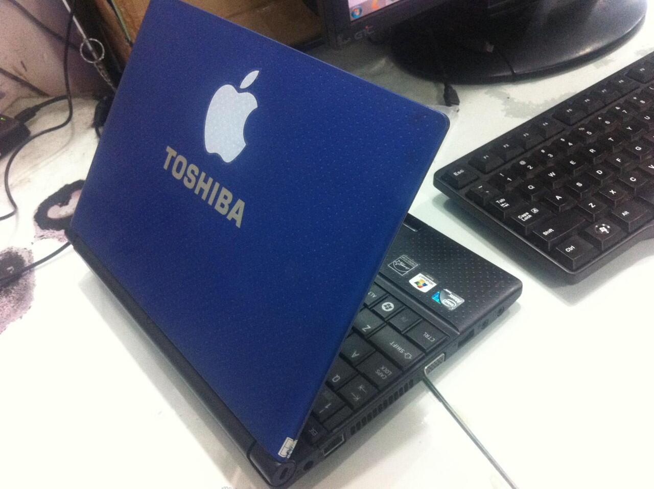 jual toshiba mini notebook nb505-n500bl murah saja gan monggo yg minat