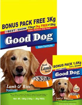 Jual Dog Food Best In Show Murah Tangerang Jakarta Bisa Kirim Luar Pulau
