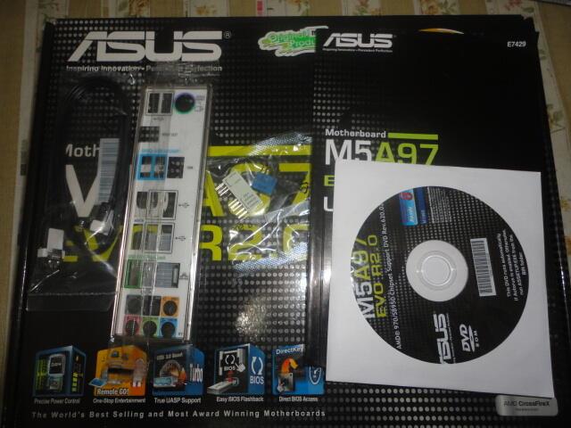 JUAL PROSESOR AMD FX 8320,ASUS M5A970 EVO R2.0
